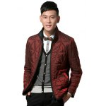 best Geometric Quilted Wadded Jacket ODM Designer