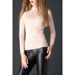 Openwork Long Sleeve Knitwear