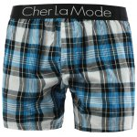 Cherlamode 3PCS Checked Pattern Boxer Shorts for sale