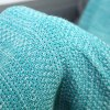 High Quality Knitted Warmth Comfortable Mermaid Tail Blanket for sale