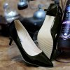Pointed Toe Stiletto Heel Pumps deal