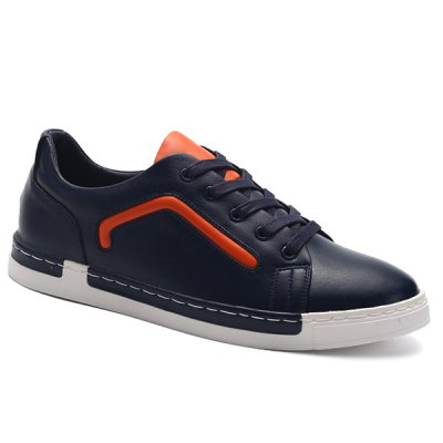 PU Leather Casual Shoes