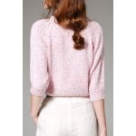 cheap Sequined Short Sweater