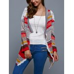 Colorful Print Thin Cardigan deal