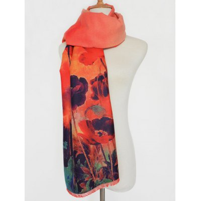 casual-old-shanghai-flower-painting-fringed-edge-scarf