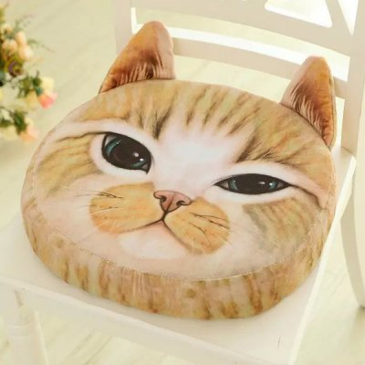 Nekolus Shape Soft Plush Sofa Cushion