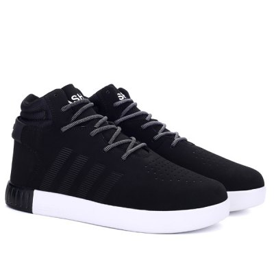Round Toe Color Block Lace Up Casual ShoesMen's Sneakers<br>Round Toe Color Block Lace Up Casual Shoes<br><br>Closure Type: Lace-Up<br>Embellishment: Hollow Out<br>Gender: For Men<br>Occasion: Casual<br>Outsole Material: Rubber<br>Package Contents: 1 x Casual Shoes (pair)<br>Pattern Type: Patchwork<br>Season: Spring/Fall<br>Shoe Width: Medium(B/M)<br>Toe Shape: Round Toe<br>Toe Style: Closed Toe<br>Upper Material: PU<br>Weight: 0.800kg