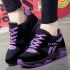 Tie Up Colour Block Splicing Athletic Shoes deal