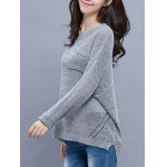 High-Low Baggy Sweater for sale