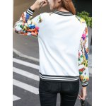 Floral Zip Up Short Jacket deal