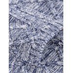best Knitted Textured Heathered Asymmetric Vest