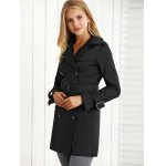 Belted Epaulet Trench Coat deal