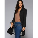 Cotton Long Skirted  Coat deal
