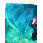 Hooded Front Pocket Galaxy Hoodie photo