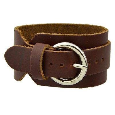 PU Leather Bracelet