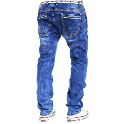 Special Zipper Design Straight Leg Loose JeansMens Jeans<br>Special Zipper Design Straight Leg Loose Jeans<br><br>Closure Type: Zipper Fly<br>Fabric Type: Denim<br>Fit Type: Regular<br>Material: Jeans<br>Package Contents: 1 x Jeans<br>Pant Length: Long Pants<br>Pant Style: Straight<br>Waist Type: Low<br>Wash: Stonewashed<br>Weight: 0.5690kg<br>With Belt: No