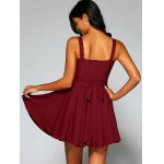 Cami String Fitting Pleated Dress for sale