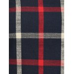 best Plaid Checked Loose T-Shirt