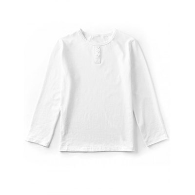 Brief Style Long Sleeve T-Shirt