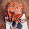 best Metal Drawstring Crossbody Bag
