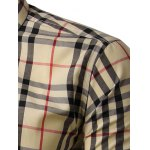 Checked Long Sleeve Button-Down Shirt deal