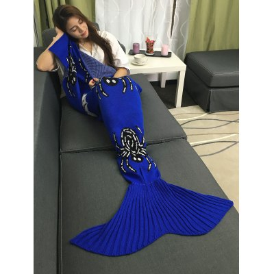 Mermaid Tail Style Blanket