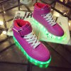 best Tie Up Led Luminous Lights Up Athletic Shoes