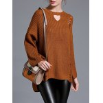 High Low Pullover Sweater deal