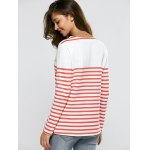 Striped Casual Sweater deal