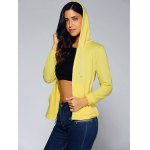 Drawstring Hooded Front Pocket Hoodie deal