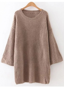 Tunic Casual Oversized Jumper Dress