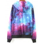 cheap Floral Pattern Hoodie