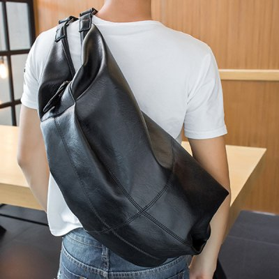 PU Leather Convertible BackpackMens Bags<br>PU Leather Convertible Backpack<br><br>Backpack Usage: Daily Backpack<br>Backpacks Type: Softback<br>Pattern Type: Solid<br>Main Material: PU<br>Gender: For Men<br>Weight: 1.200kg<br>Package Contents: 1 x Backpack<br>Length: 28CM<br>Width: 18CM<br>Height: 48CM