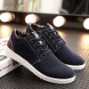 Suede Lace Up Casual Shoes for sale