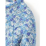 Quilted Floral Print Jacket deal