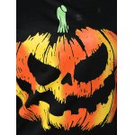 Skew Neck Pumpkin Sweatshirt for sale