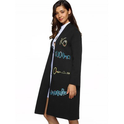 europe-style-hand-beaded-print-knitted-overcoat