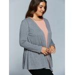 cheap Long Sleeve Faux Twinset Knitwear