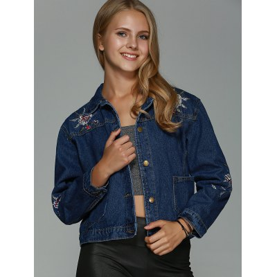 double-pockets-floral-embroidery-demin-jacket