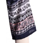 best Bohemian Drawstring Design Embroidery Dress