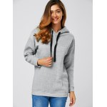 cheap String Thickening Hoodie