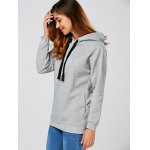 String Thickening Hoodie deal