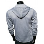 Hooded Pockets Embellished Zip-Up Hoodie deal