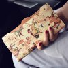 cheap Bi-Fold Cartoon Print Wallet