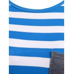 Striped Pocket Tunic T-Shirt deal