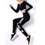 Never Give Up Yoga Leggings deal