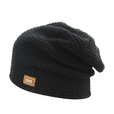 Double-Deck Knit Ski Hat