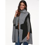 Star Cape Coat with Button deal