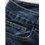 Destroy Wash Frayed Jeans deal