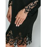 best Guipure Lace Knitted Dress